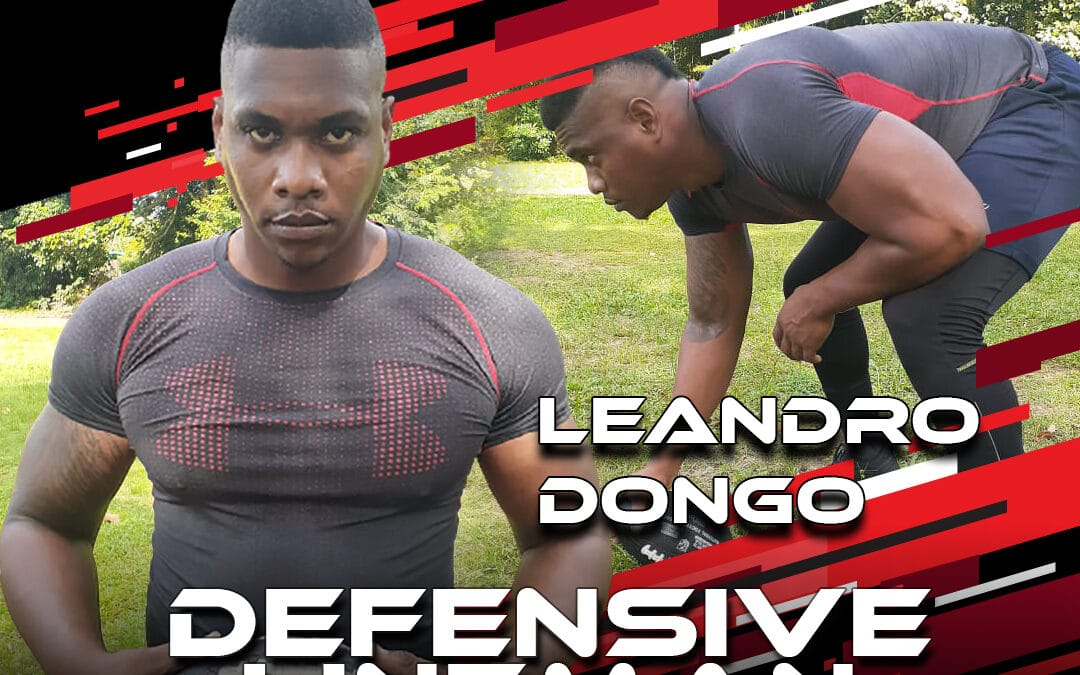 2021 National Scouting Combine Featured Athlete Leandro Dongo, DL hopeful from Suriname