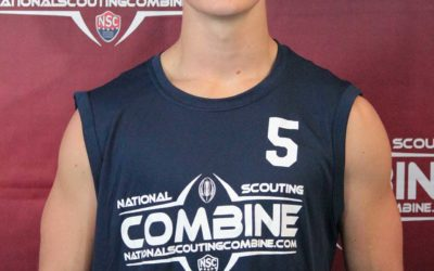 National Scouting Combine Interview: Armand van Rensburg, DB/RB from South Africa