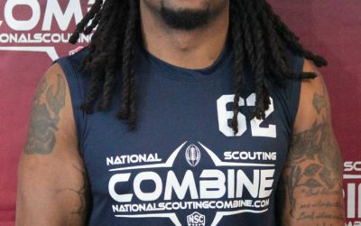National Scouting Combine Interview: Justin Wilson, LB from the University of Dubuque