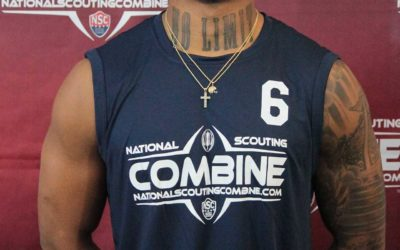 National Scouting Combine Interview: Alexander Johnson, DB West LA Juco