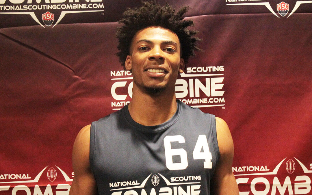 National Scouting Combine Player Spotlight: Adehkeem Brown