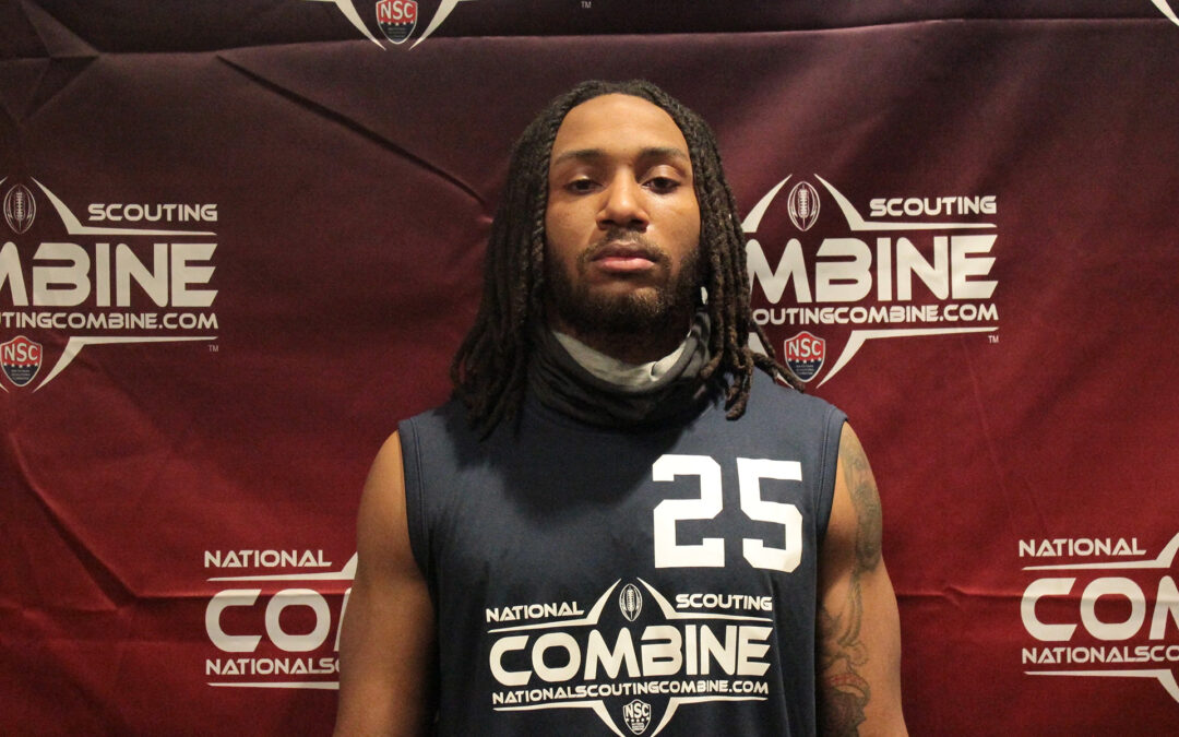 2021 National Scouting Combine Player Comparison: DB Dionte Ruffin