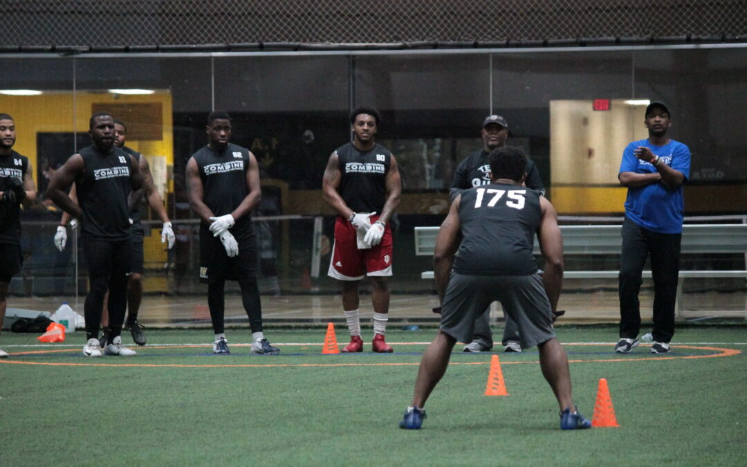 2018 National Scouting Combine – 3 Cone Drill: Day 2 QB/TE/WR/DB
