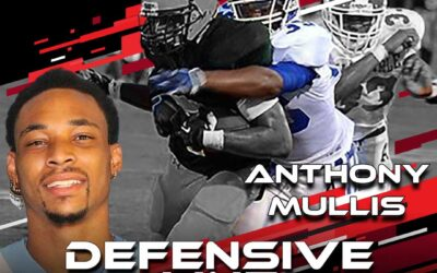 2021 National Scouting Combine Featured Athlete Anthony Mullis, DL, TE from Livingstone College