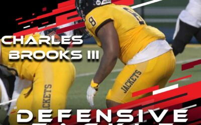 2021 National Scouting Combine: Charles Brooks, FB/DT from North Park University