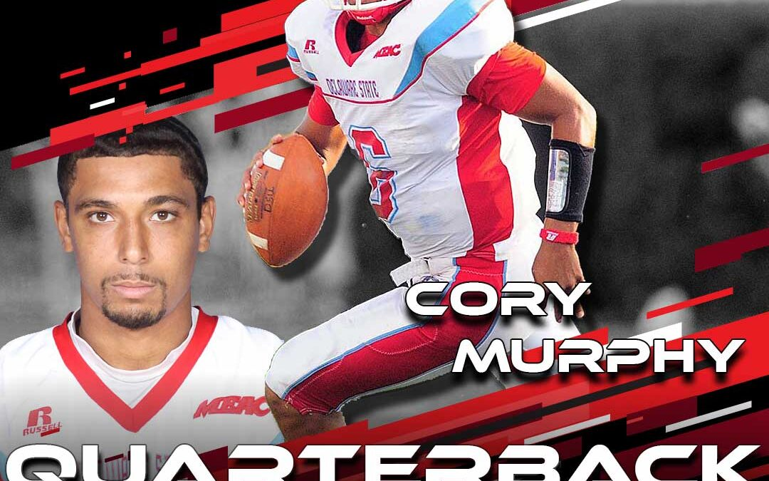 2021 National Scouting Combine Featured Athlete Cory Murphy, QB from Delaware State