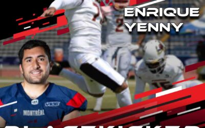 2021 NSC: Enrique Yenny, PK/P from ITESM Campus Toluca in Mexico