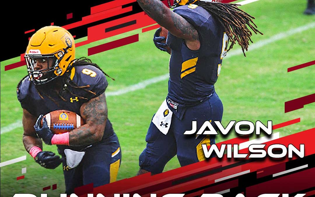 2021 National Scouting Combine Featured Athlete Javon Wilson, RB from Warner University