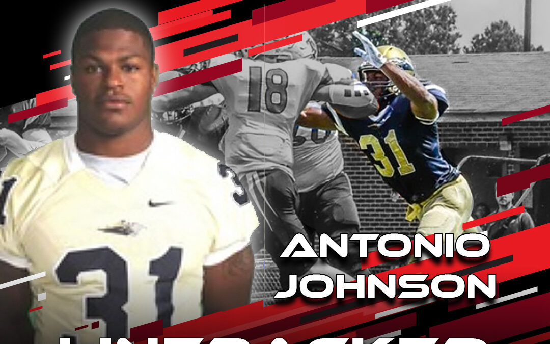 2021 National Scouting Combine Featured Athlete Antonio Johnson, LB from North Carolina Wesleyan College