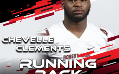 2021 National Scouting Combine Featured Athlete Chevelle Clements, RB from Robert Morris University