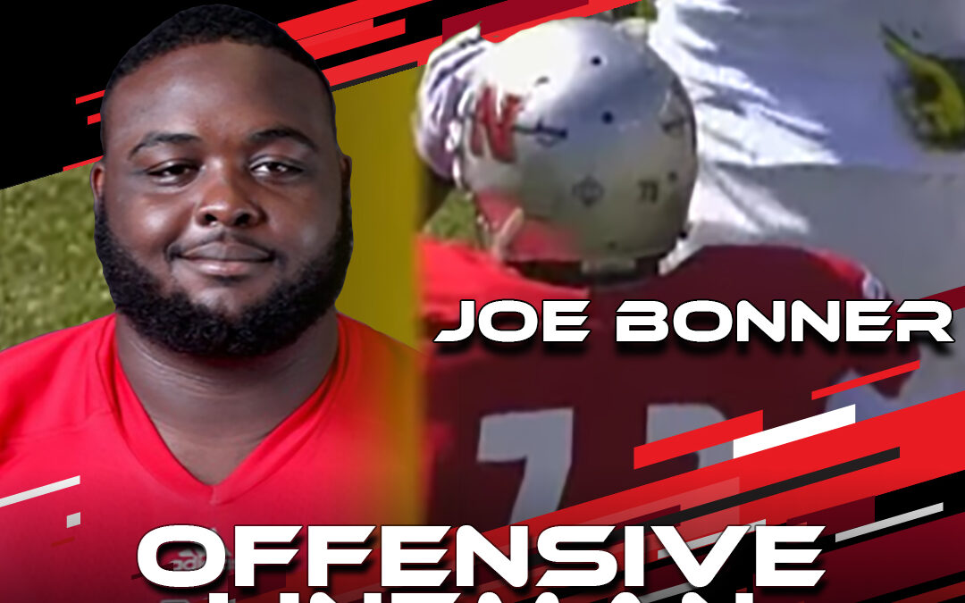 2021 National Scouting Combine Featured Athlete Joe Bonner, OL from Nicholls State
