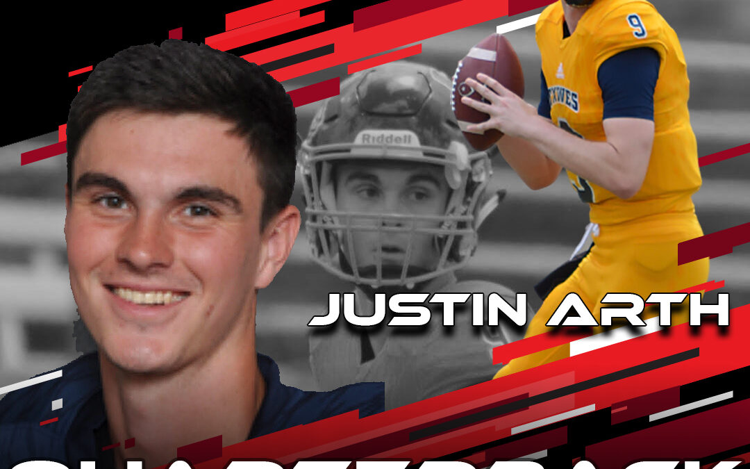2021 National Scouting Combine Featured Athlete Justin Arth, QB from Texas Wesleyan