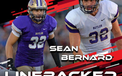 2021 National Scouting Combine Featured Athlete Sean Bernard, LB from UNC Charlotte