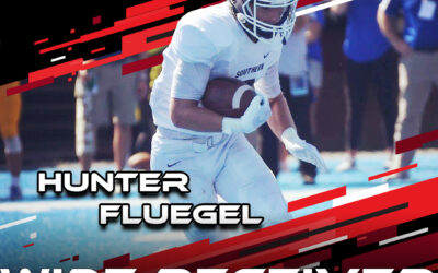 2021 National Scouting Combine Featured Athlete Hunter Fluegel, WR from Southern Connecticut State