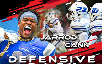 2021 National Scouting Combine Featured Athlete Jarrod Cann, DB from Central Connecticut State