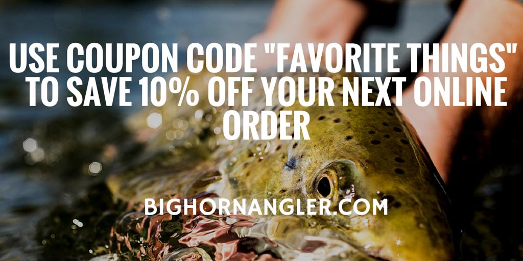 bighorn angler fly shop