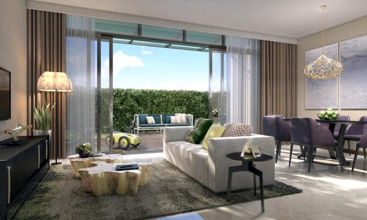 AL - Garden Suite - Render