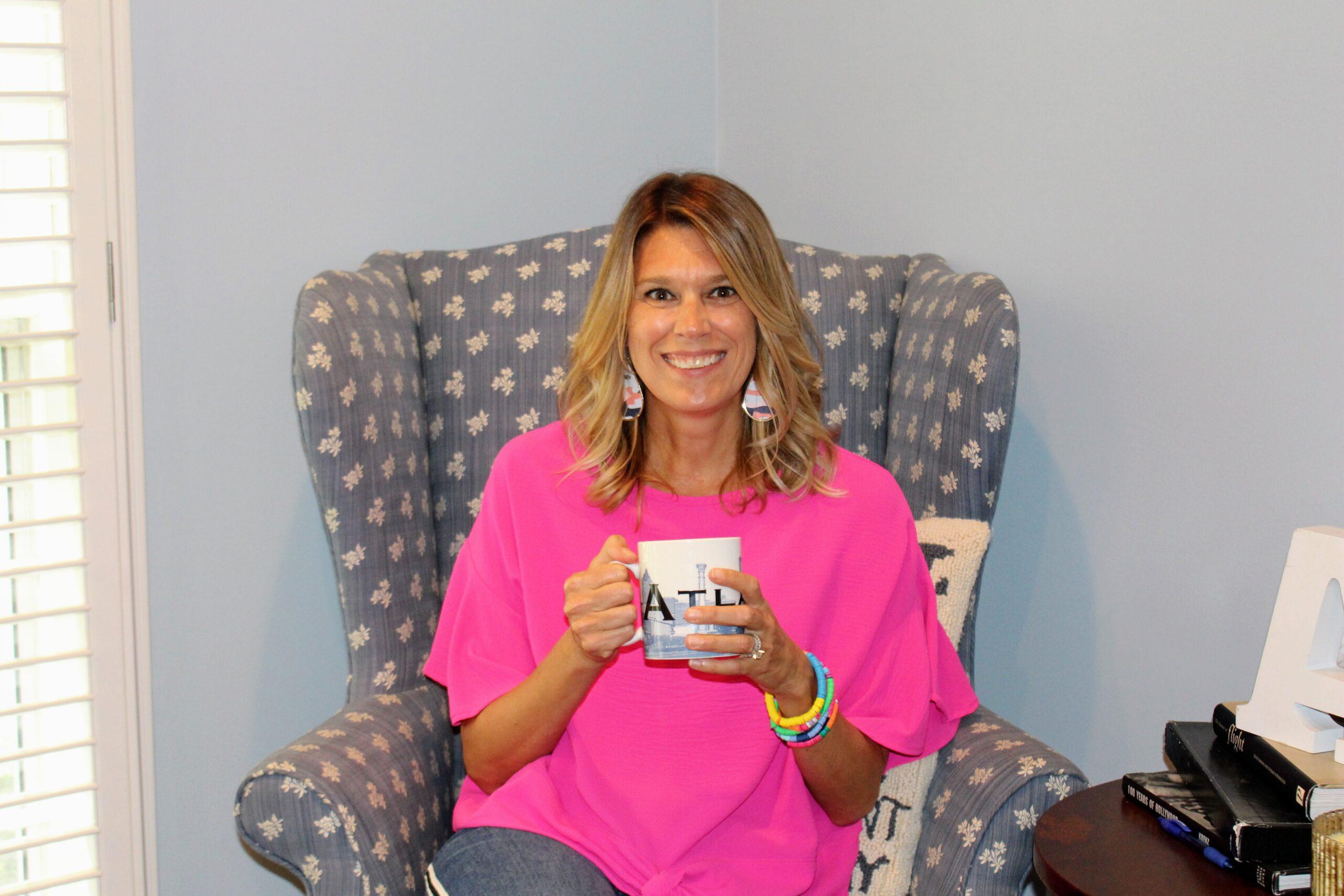Deanna and Coffee