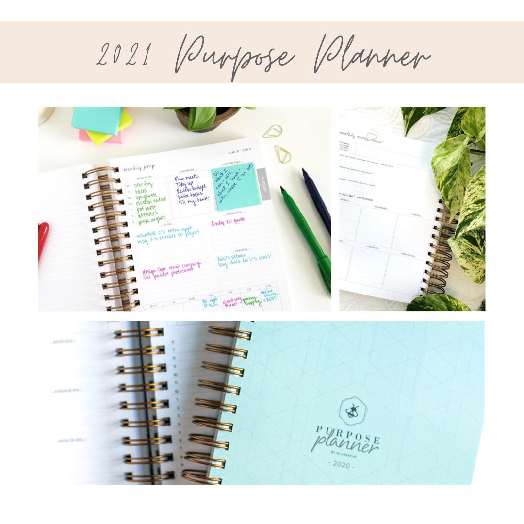 Purpose Planner