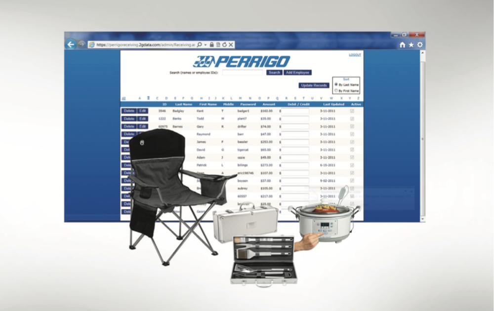 Perrigo Employee Online Store