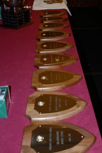 25 year awards