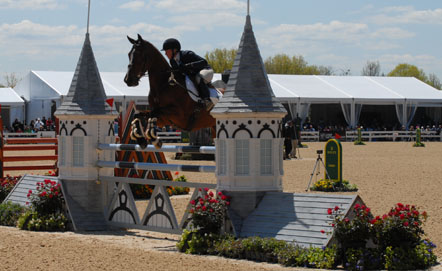 Colleen Rutledge and Covert Rights Rolex 2015