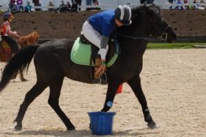 Old Sock Race, the drop