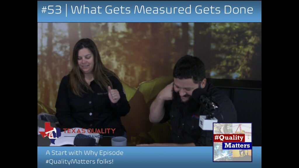 Ep 53 – What Gets Measured Gets Done