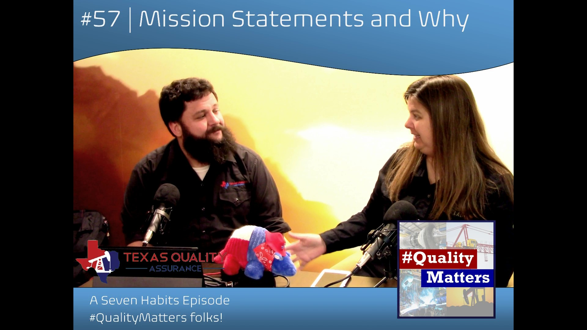 Ep 57 – Mission Statements and Why They Matter