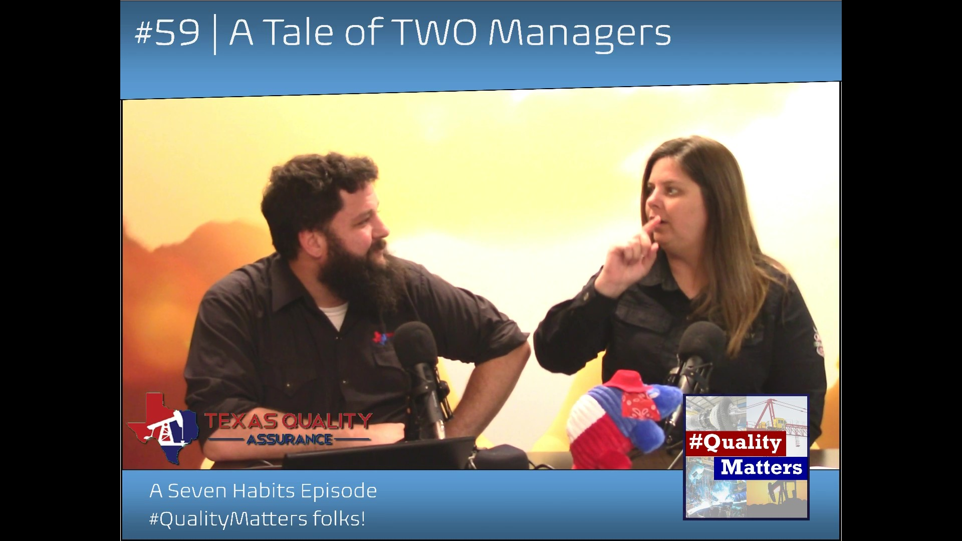 Ep 59 – Tale of Two Managers