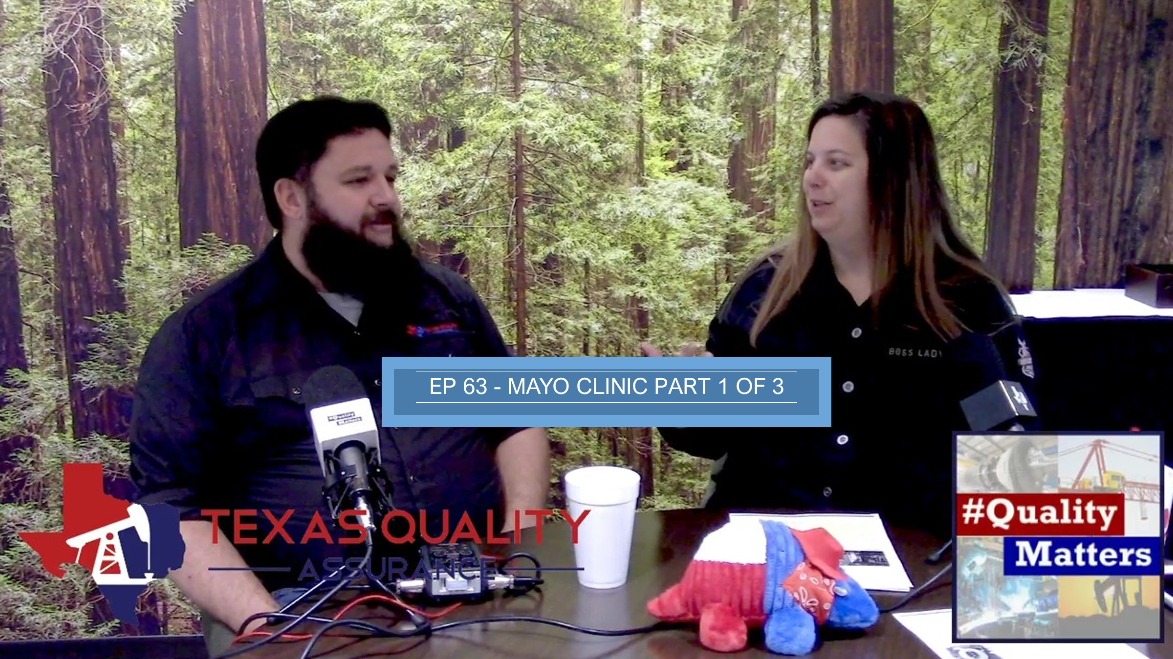 Ep 63 – Mayo Clinic Part 1 of 3