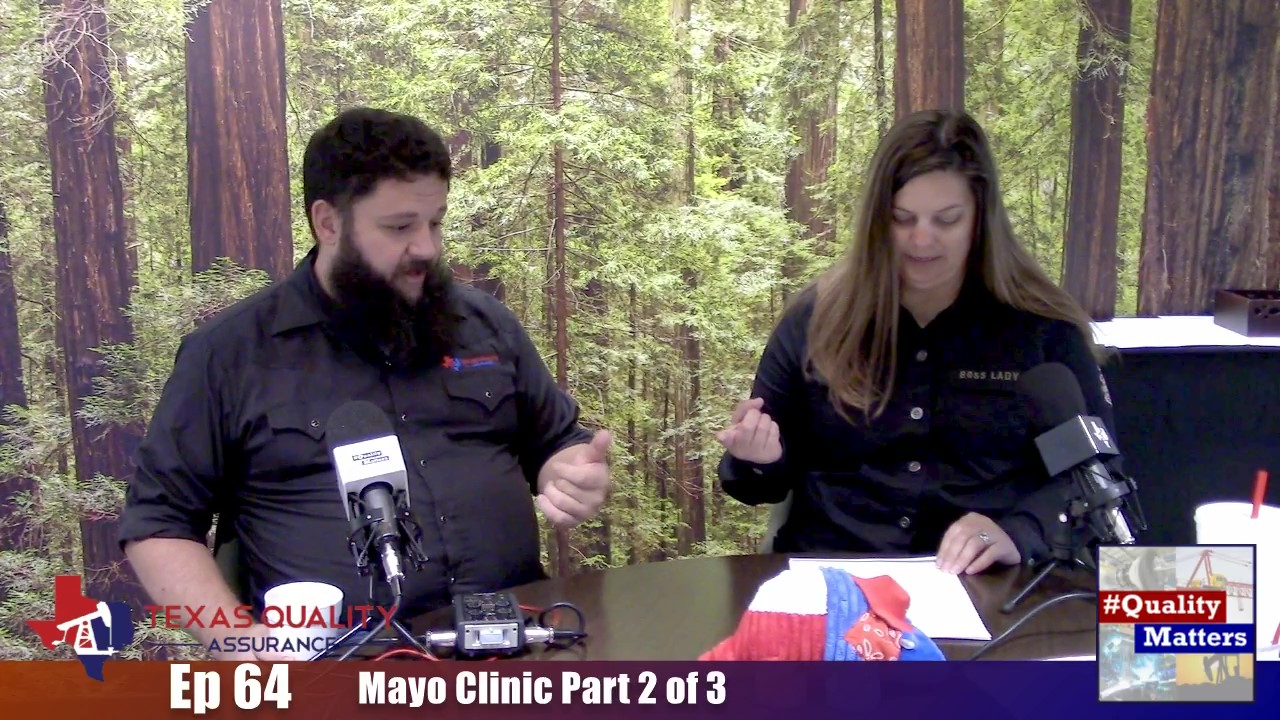 Ep 64 – Mayo Clinic Part 2 of 3