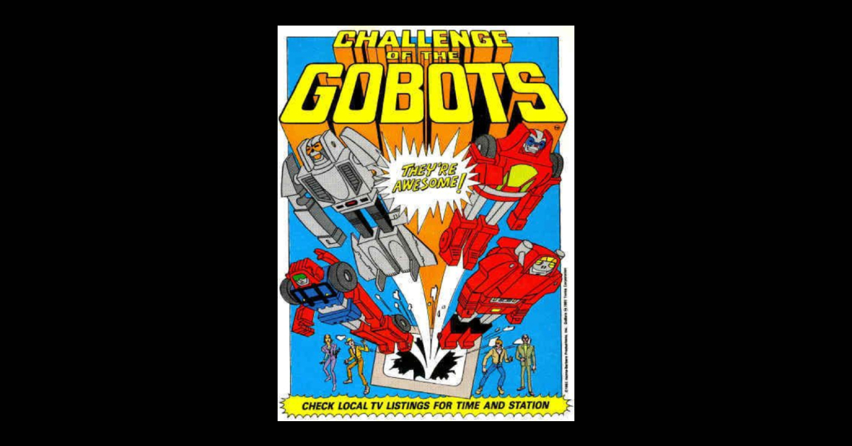 Challenge of the Go-Bots Cartoon Ad