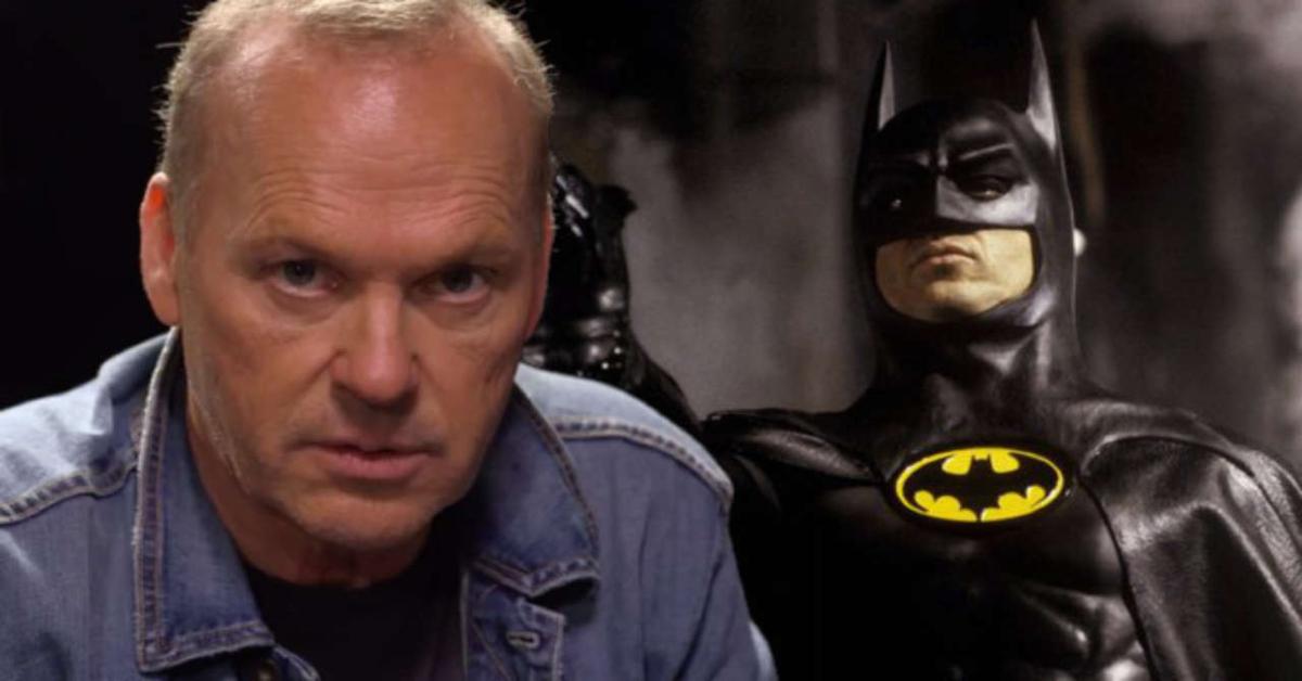 "Michael Keaton in Talks to Return as Batman for ""Flash"" Movie"