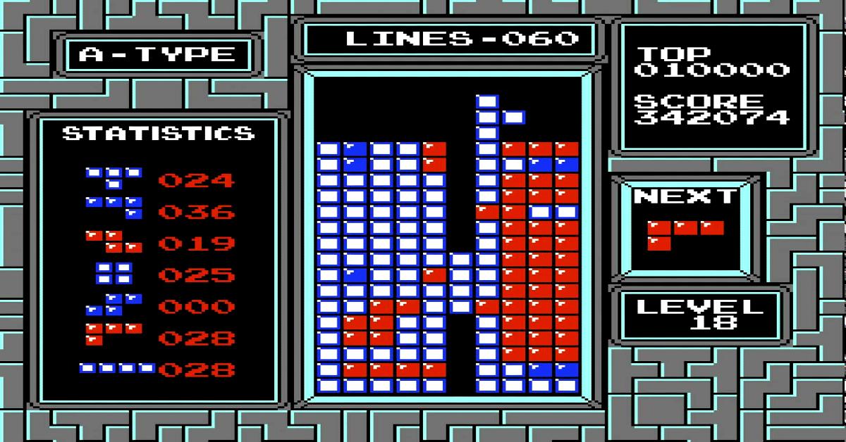 Nintendo Nostalgia: Tetris