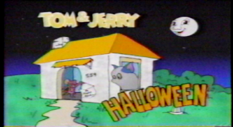 Tom and Jerry Halloween Special