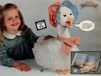Talking Mother Goose