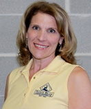 An image of the Administrator, Jeannie Carbo is displayed.