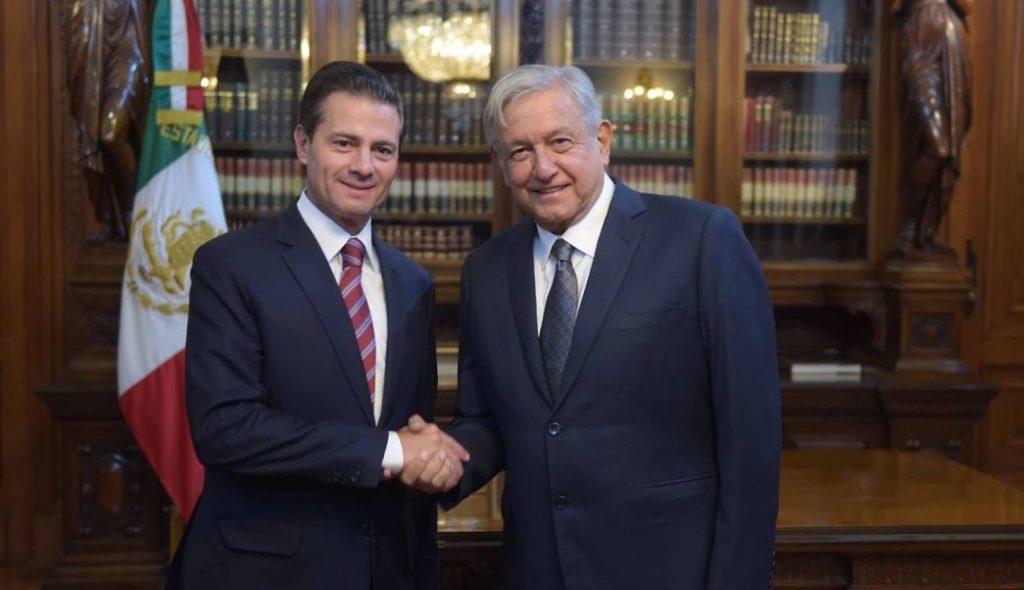 Peña y Obrador crearán Secretaría de Seguridad Pública