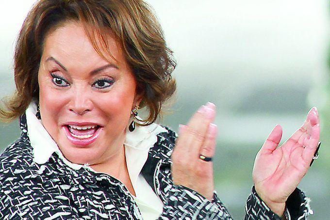 ¡Libre la maestra Elba Esther!