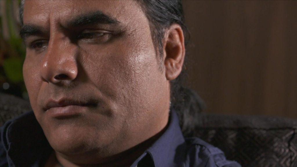 Abdul Aziz: el héroe que recogió el arma del atacante de la mezquita y lo persiguió