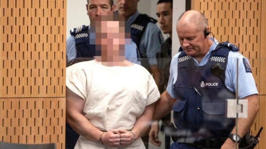 Comparece ante tribunales Brenton Tarrant, detenido por la matanza en Nueva Zelanda