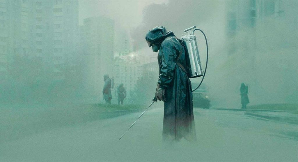 Chernobyl llegó y desbancó a Game of Thrones como la mejor serie