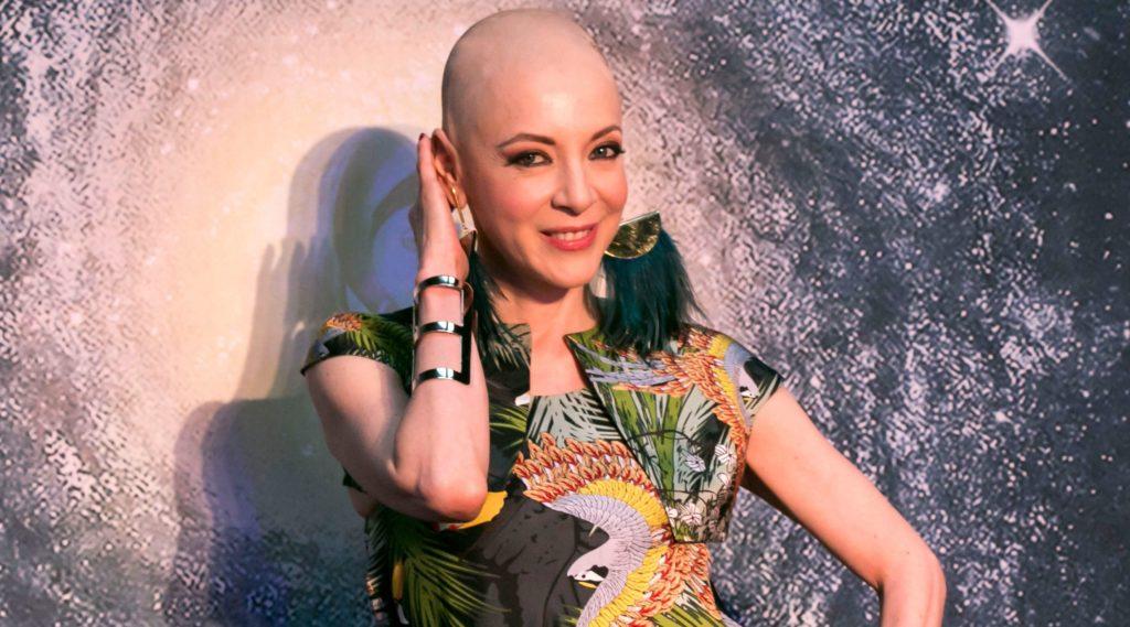 Víctima de cáncer fallece la actriz Edith González