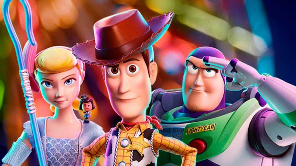 Toy Story 4 está en primer lugar de recaudación de taquilla y sigue sumando