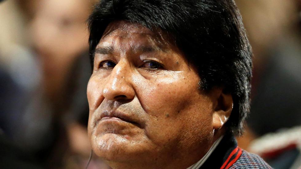 ¡Se va! Renuncia Evo Morales a la presidencia de Bolivia