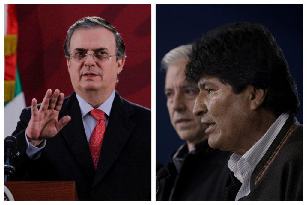 El Gobierno de México le da asilo político a Evo Morales