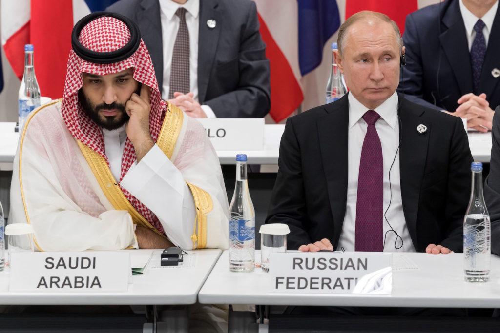 Vladimir Putin no cederá al 'chantaje petrolero' de Arabia Saudita, seguirá la guerra de precios