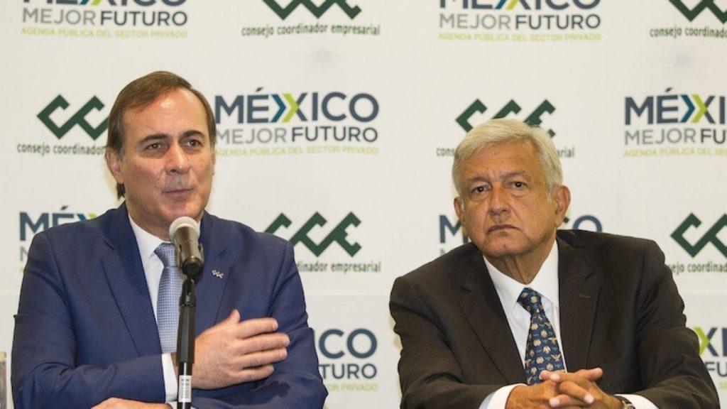 Facilidades fiscales piden empresarios ante contingencia, Gobierno de México les pide paguen impuestos