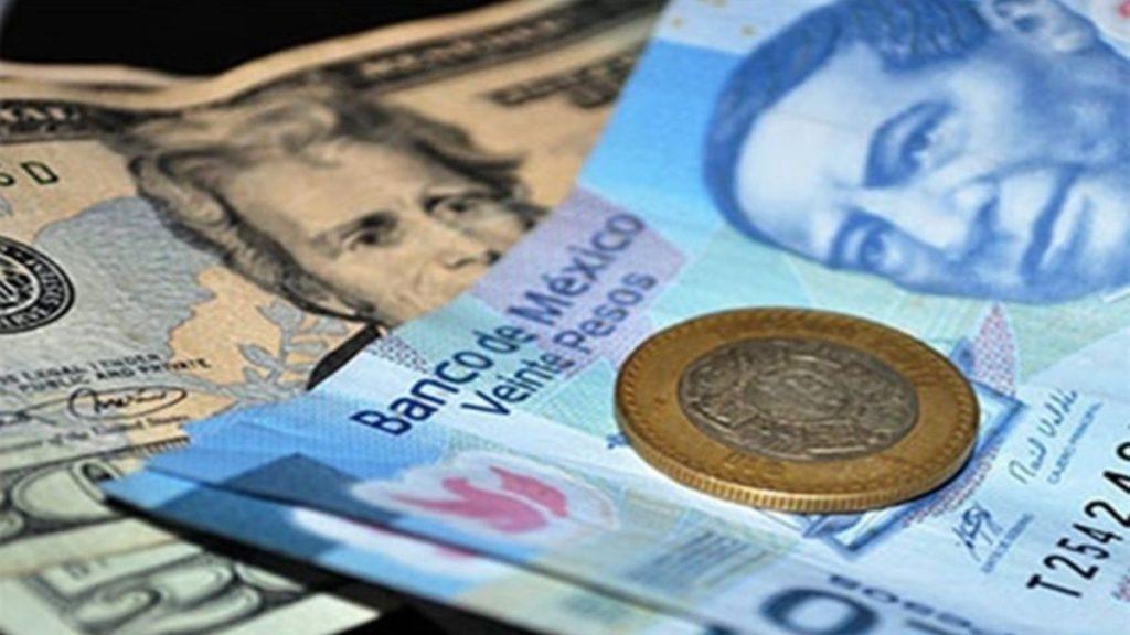 En caída libre: la moneda mexicana se cotiza arriba de los 25 pesos por dólar